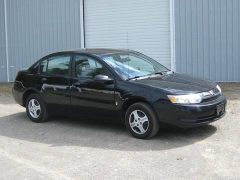 2004 Saturn Ion for sale in Kettle Falls, WA