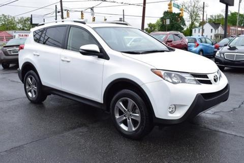 2015 Toyota RAV4 for sale in Baltimore, MD
