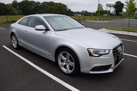 2013 Audi A5 for sale in Baltimore, MD