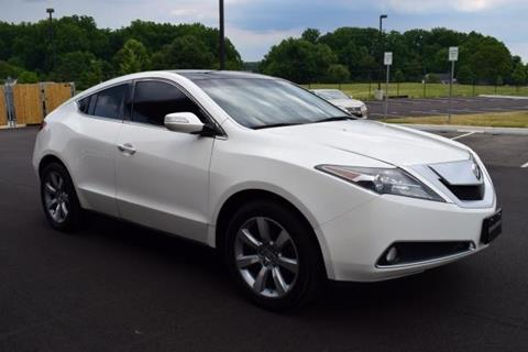 2010 Acura ZDX for sale in Baltimore, MD