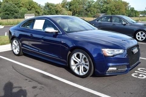 2014 Audi S5 for sale in Baltimore, MD