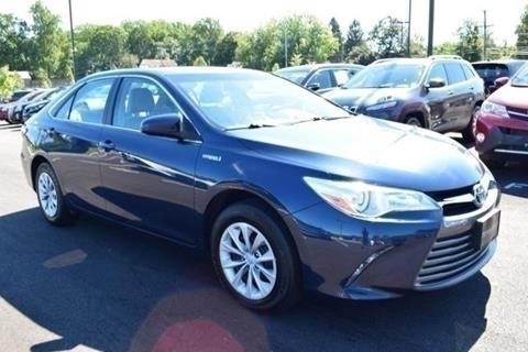 2016 Toyota Camry Hybrid for sale in Baltimore, MD