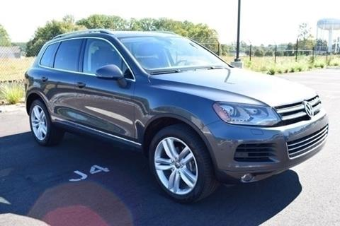 2012 Volkswagen Touareg for sale in Baltimore, MD