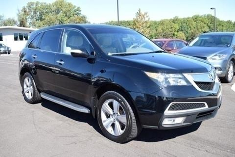 2012 Acura MDX for sale in Baltimore, MD
