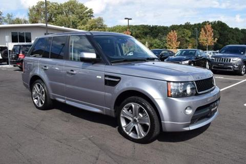 2012 Land Rover Range Rover Sport for sale in Baltimore, MD