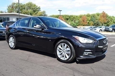 2015 Infiniti Q50 for sale in Baltimore, MD