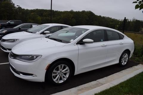 2016 Chrysler 200 for sale in Baltimore, MD