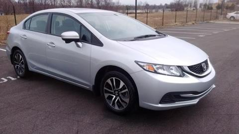 Honda civic for sale in baltimore md for Exclusive motor cars baltimore md