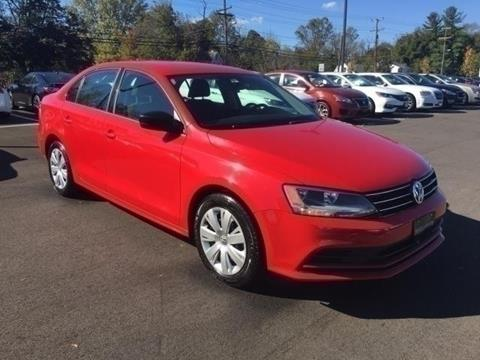 2015 Volkswagen Jetta for sale in Baltimore, MD