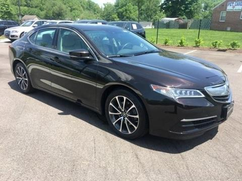 2015 Acura TLX for sale in Baltimore, MD