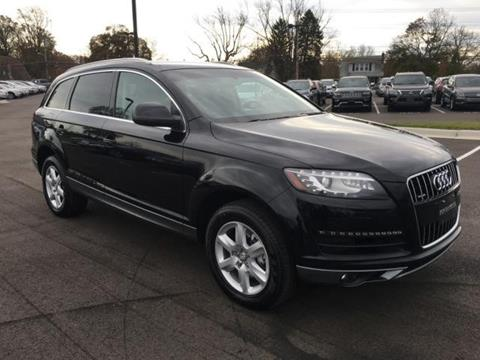 2014 Audi Q7 for sale in Baltimore, MD