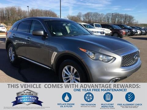 2017 Infiniti QX70 for sale in Baltimore, MD