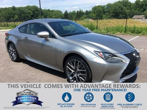 2015 Lexus RC 350 for sale in Baltimore, MD
