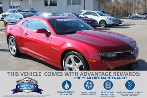 2015 Chevrolet Camaro for sale in Baltimore, MD