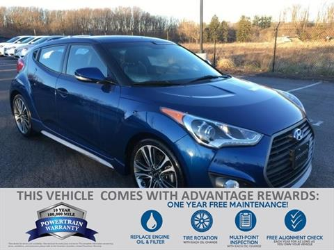 2016 Hyundai Veloster Turbo for sale in Baltimore, MD