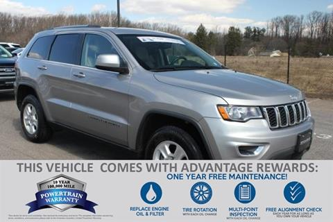 2017 Jeep Grand Cherokee for sale in Baltimore, MD