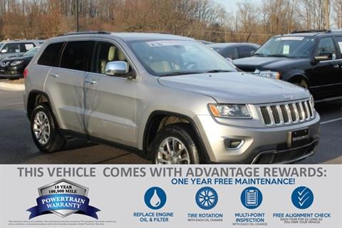 2014 Jeep Grand Cherokee for sale in Baltimore, MD
