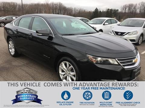 2018 Chevrolet Impala for sale in Baltimore, MD