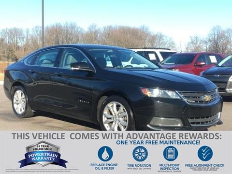 2017 Chevrolet Impala for sale in Baltimore, MD