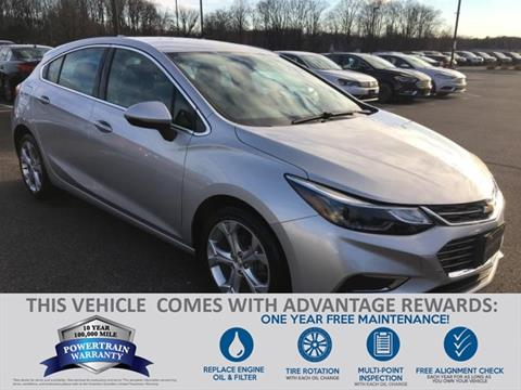 2018 Chevrolet Cruze for sale in Baltimore, MD