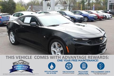 2019 Chevrolet Camaro for sale in Baltimore, MD
