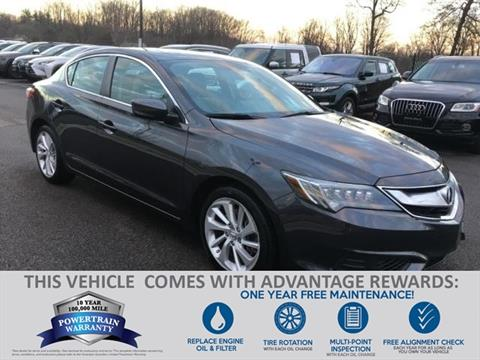 2016 Acura ILX for sale in Baltimore, MD