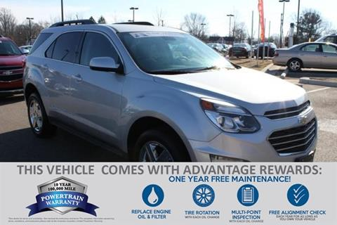 2016 Chevrolet Equinox for sale in Baltimore, MD