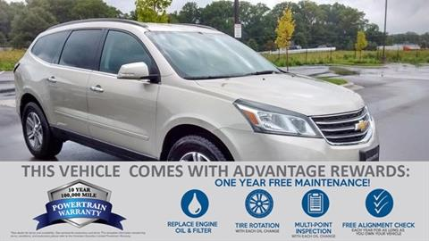 2015 Chevrolet Traverse for sale in Baltimore, MD