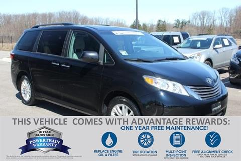 2017 Toyota Sienna for sale in Baltimore, MD