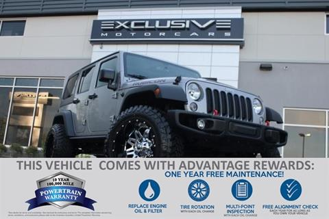 2015 Jeep Wrangler Unlimited for sale in Baltimore, MD