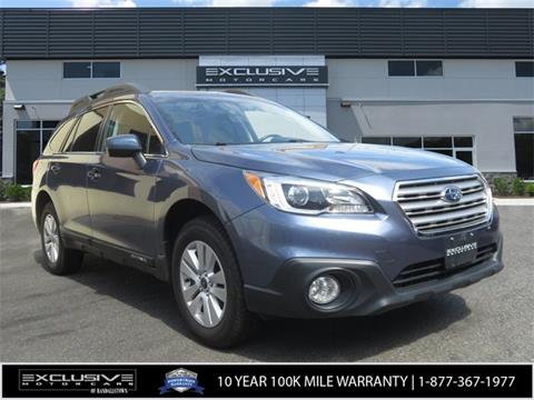 2017 Subaru Outback for sale in Baltimore, MD