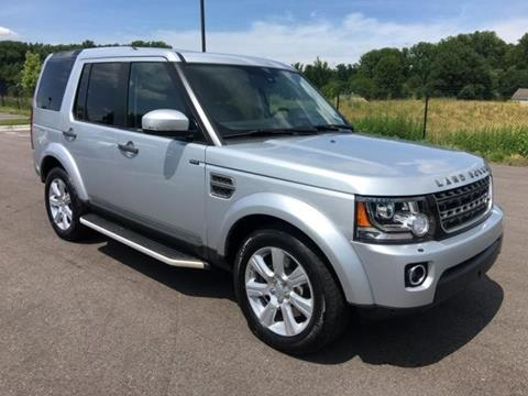 2016 Land Rover LR4 for sale in Baltimore, MD