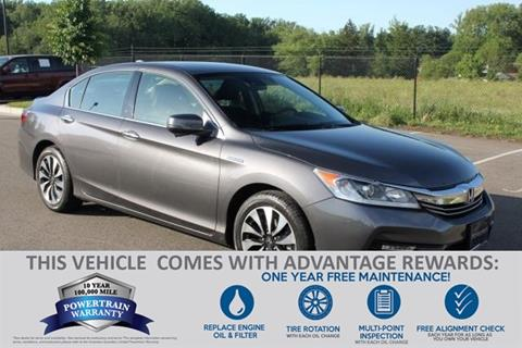 2017 Honda Accord Hybrid for sale in Baltimore, MD