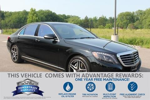 2015 Mercedes-Benz S-Class for sale in Baltimore, MD