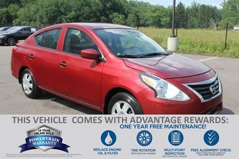 2017 Nissan Versa for sale in Baltimore, MD