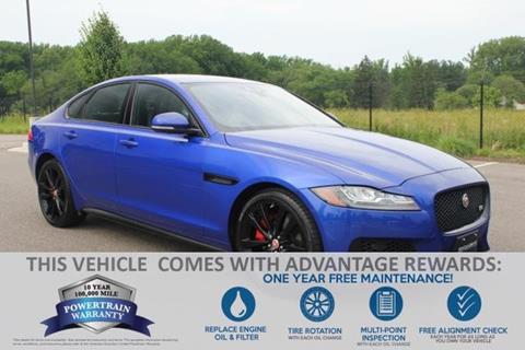 Jaguar Of Troy >> 2017 Jaguar Xf For Sale In Baltimore Md