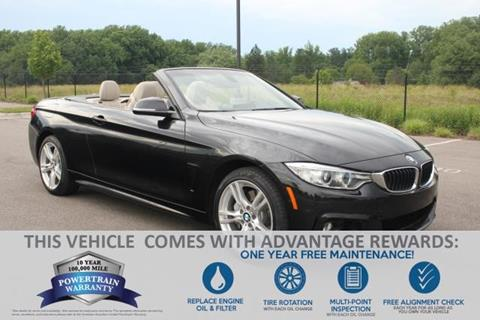 2016 BMW 4 Series for sale in Baltimore, MD
