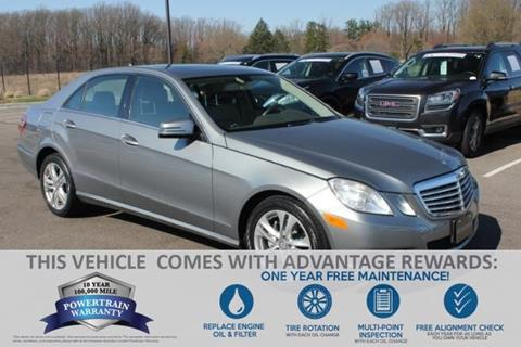 2011 Mercedes-Benz E-Class for sale in Baltimore, MD