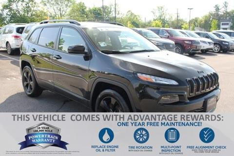 2017 Jeep Cherokee for sale in Baltimore, MD