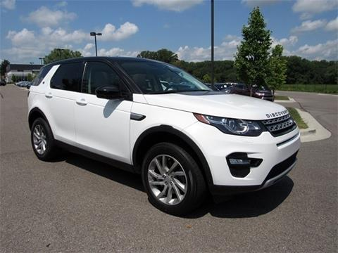 2016 Land Rover Discovery Sport for sale in Baltimore, MD