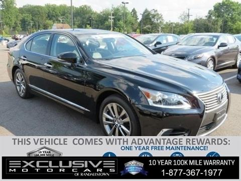 2016 Lexus LS 460 for sale in Baltimore, MD