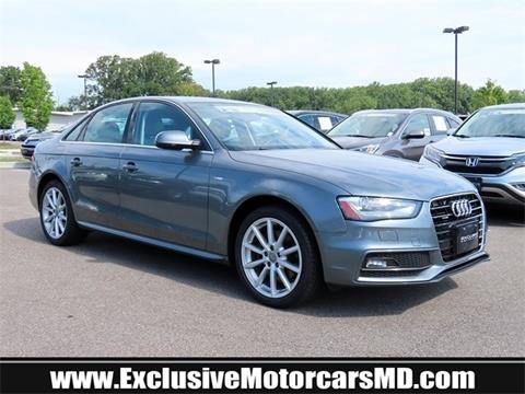 2014 Audi A4 for sale in Baltimore, MD
