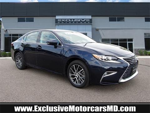 2017 Lexus ES 350 for sale in Baltimore, MD