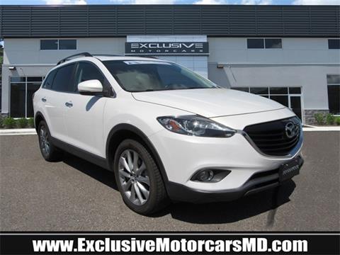 2015 Mazda CX-9 for sale in Baltimore, MD