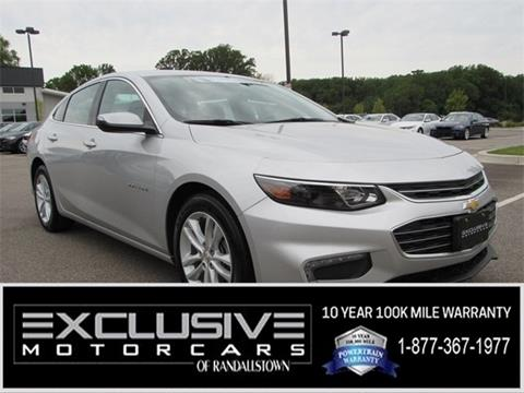 2018 Chevrolet Malibu for sale in Baltimore, MD