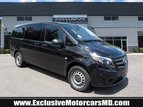2019 Mercedes-Benz Metris for sale in Baltimore, MD