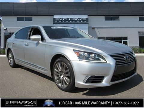 2014 Lexus LS 600h L for sale in Baltimore, MD