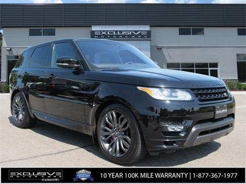 2017 Land Rover Range Rover Sport for sale in Baltimore, MD