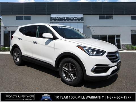 2017 Hyundai Santa Fe Sport for sale in Baltimore, MD