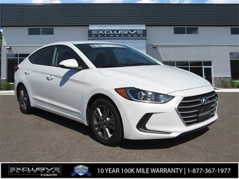 2018 Hyundai Elantra for sale in Baltimore, MD